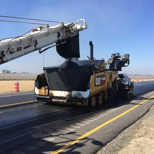 rubber asphalt